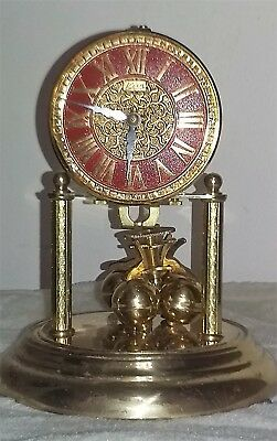 Vintage 400 Day Clock For Parts or Repair