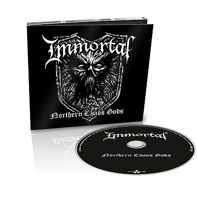 Immortal - Northern Chaos Gods (Limited Deluxe CD) Sent Sameday*