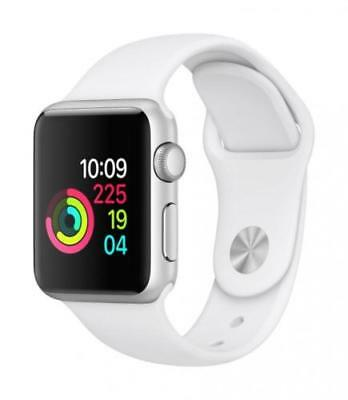 NEW Apple Watch Series 1 38mm with Sport Band and Aluminum Case US