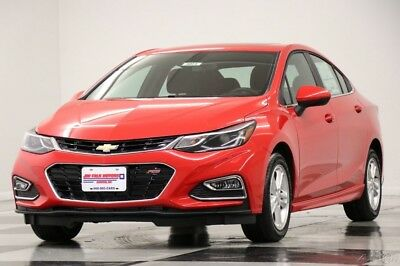 Chevrolet Cruze LT Sunroof Camera Red Hot Sedan For Sale 2018 LT Sunroof Camera Red Hot Sedan For Sale New Turbo 1.4L I4 16V Automatic