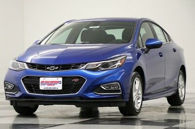2018 Chevrolet Cruze LT Sunroof  Camera Kinetic Blue Metallic Sedan For