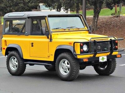 1994 Land Rover Defender