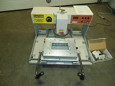 HELLER 281 Mass Trimmer Leadtrimmer Saw Cutting Machine