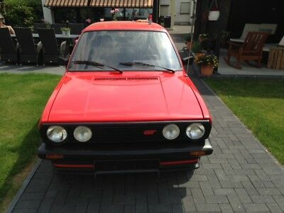 oldtimer VW Polo 1 GT Ersthand