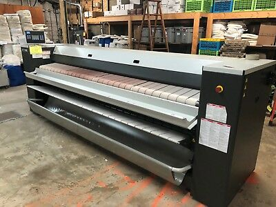 """One Press, 125"""" Flatwork Ironer, Linen Press, 5 years old, Excellent Condition"""