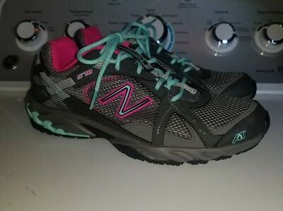 0d24f879a1a5a New Balance 570 All Terrain Hiking Shoes Walking Trail Womens Size 10 D  suregrip
