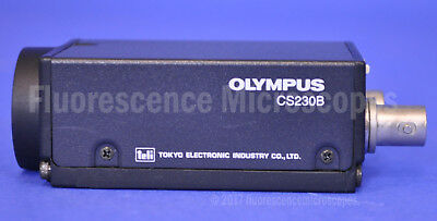 Olympus CCD Color Camera CS230B for Microscope