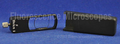 Zeiss Microscope DIC Slider 426943 for Fluar 20x/0.75 II Objective