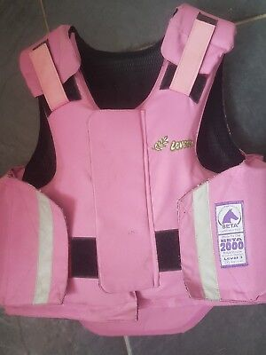 childs level 3 body protector