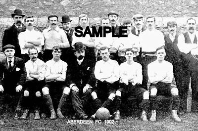 Aberdeen FC 1902 Team Photo