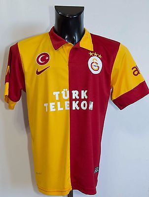 Galatasaray FOOTBALL SHIRT NIKE  SIZE S VGC