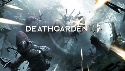 Deathgarden Closed BETA- FAST Delivery  Same DAY !! STEAM