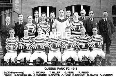 Queens Park FC 1913 Team Photo