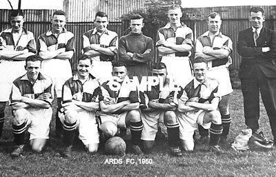 Ards FC 1950 Team Photo