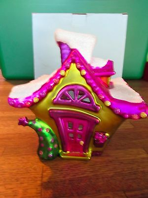 Grinch, PartyLite Tea Light House