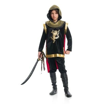 Glorious Knight Child Costume, CH00227, Charades