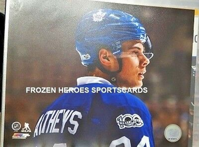 AUSTON MATTHEWS Toronto Maple Leafs #34 Unsigned 8 X 10 Photo #3 Head Shot
