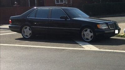 1999 Mercedes-Benz 500-Series  1999 Mercedes-Benz S-Class S 500