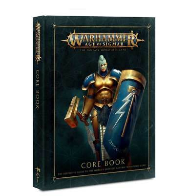 Preorder Warhammer Age of Sigmar Soul Wars Second Edition Core Rules and Book