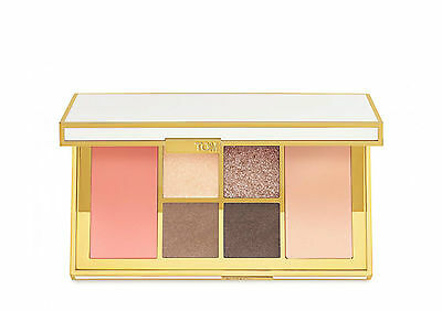New Tom Ford Soleil Eye & Cheek Palette, 2017 Limited Edition Eyeshadow Bnib