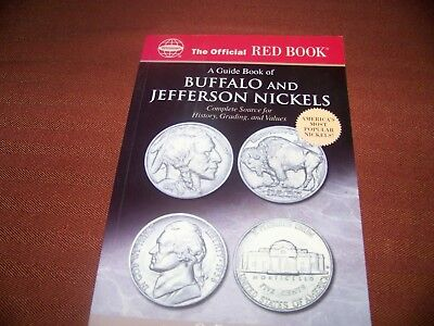 red book of buffalo and jefferson nickels