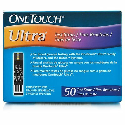 One Touch Ultra Strisce Test - 50 (I3l)