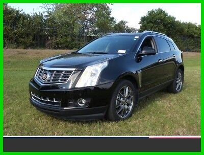 Cadillac SRX Premium Collection 2016 Premium Collection Used 3.6L V6 24V Automatic Front Wheel Drive SUV OnStar