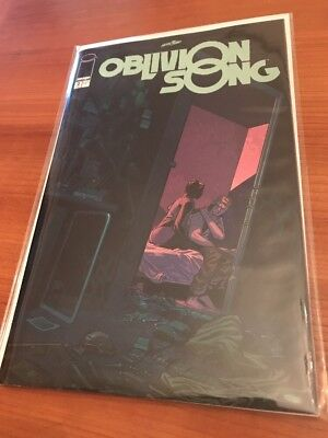 OBLIVION SONG #2 Robert Kirkman 2018 Series Walking Dead Invincible 99 Cents