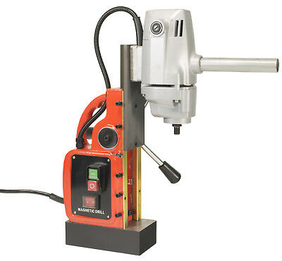 "Steel Dragon Tools® MD13 Magnetic Drill Press 1/2"" Boring, 1910 LBS Magnet Force"