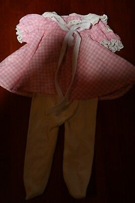 Cabbage Patch Kids - Swig Dress and Tights