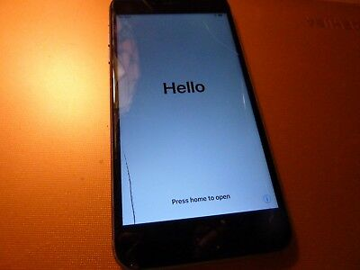 Iphone 6S Plus At&t 128Gb-Fully Functionable With Some Issues Selling As Is