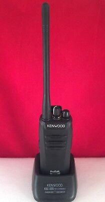Kenwood Protalk 16-Channel, 5 Watt VHF NXDN 2-Way Radio NX-240V16P With Charger
