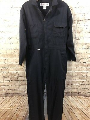 Armorex unifirst FR coveralls tagged size dark 38 Short navy blue *G