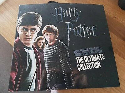 Harry Potter Collectibles - The Ultimate Collection - Cards Wands
