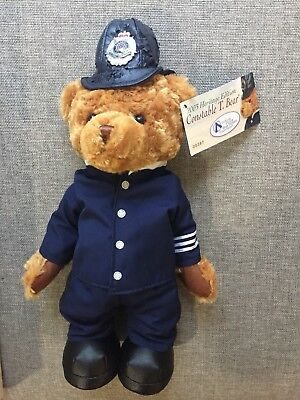 Victoria Police Constable T Bear Blue Ribbon Foundation Vic Pol