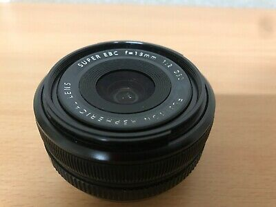++ Make Offer ++ Fuji non XF XF 18mm f/2.0 Aspherical ED Lens