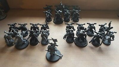 40k army chaos space marines.