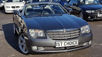 2005 Chrysler Crossfire  Coupe Petrol