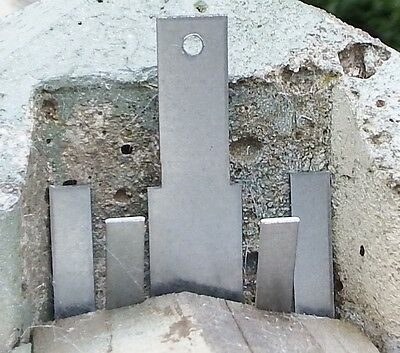"""10 off Fencing Rattling Fence Panel Wind Gale Fits both 4"""" & 5"""" Concrete Posts"""