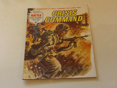 BATTLE PICTURE LIBRARY NO 232,dated 1965!,GOOD FOR AGE,VERY RARE,53 yrs old.