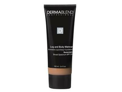 Dermablend Leg and Body Makeup Medium Natural 40 SPF25 3.4oz / 100ml NEW IN BOX