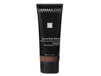 Dermablend Leg and Body Makeup Deep Natural 85n SPF25 3.4oz / 100ml NEW IN BOX