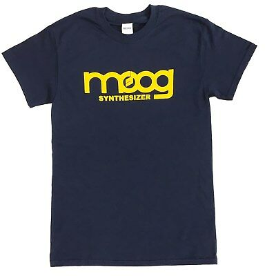 Moog Synthesizer Tshirt Analog Keyboard Synth