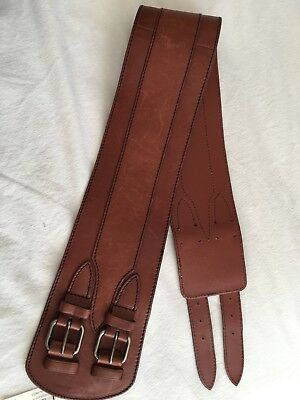 Country Road Waisted Brown Leather Belt
