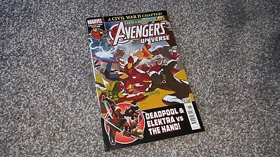AVENGERS UNIVERSE Vol.2 #15 (04/10/2017) MARVEL COLLECTORS EDITION