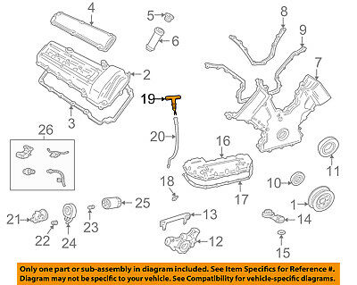 20032006 Ford Thunderbird Lincoln Ls Oil Level Dipstick Oem New. Ford Oem Engineoil Fluid Dipstick 3w4z6752aa. Lincoln. Lincoln Ls Transmission Dipstick Diagram At Scoala.co
