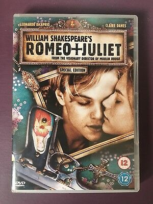 'Romeo and Juliet' (2002) DVD