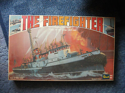 Revell H - 5200  Harbour Fire boat 1:200 rar!