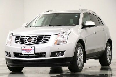 Cadillac SRX Luxury Collection 2015 Luxury Collection Used 3.6L V6 24V Automatic AWD SUV Bose OnStar