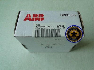 100% NEW ABB DP820 3BSE013228R1 in box